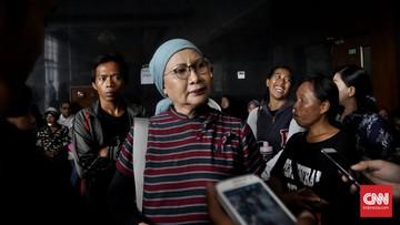 Aktivis Ratna Sarumpaet Diduga Ditangkap Polisi