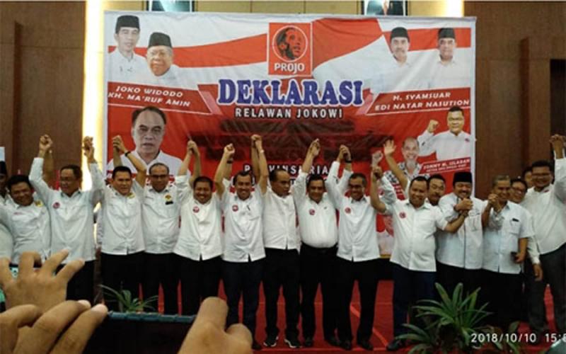 Penuhi Panggilan Bawaslu Riau, Ketua Gerindra Rohul Bantah Dukung Jokowi