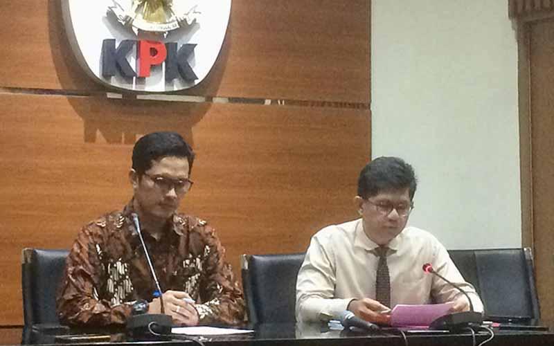 KPK Resmi Tetapkan Wali Kota Dumai Tersangka