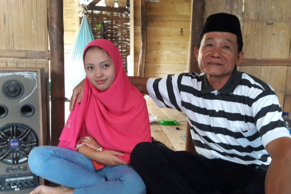 Nikahi Gadis 18 Tahun, Ini Mahar yang Diberikan Kakek 62 Tahun