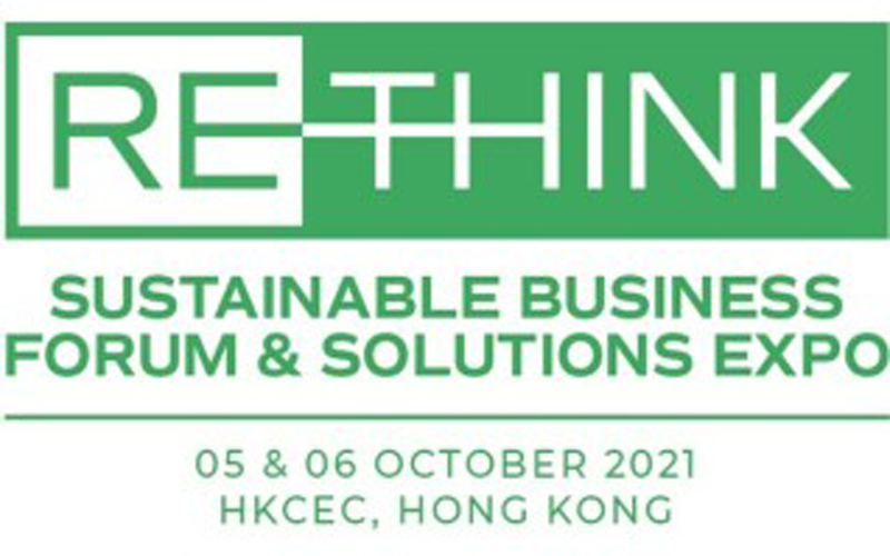 ReThink HK 2021 Encourages Businesses To Lead for a More Sustainable Hong Kong