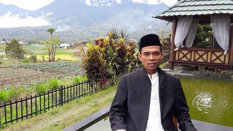UAS Sudah Maafkan Jony Boyok Sipembuat Ujaran Kebencian