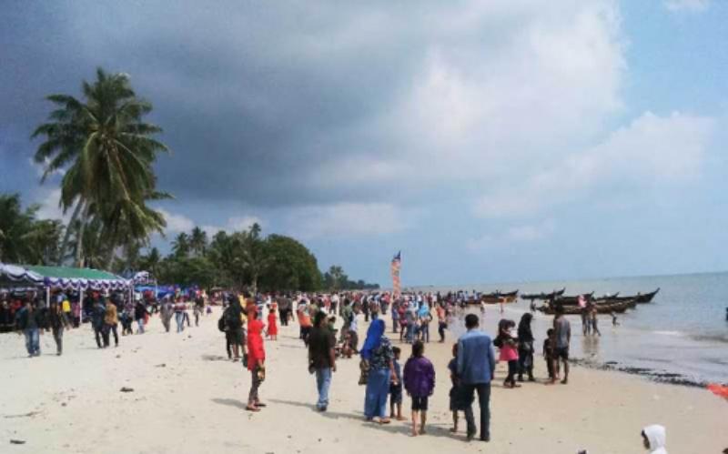 Festival Pantai Rupat Bakal Digelar 13 Oktober 2018