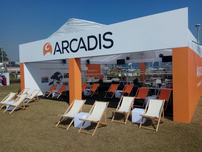 Arcadis makes waves with Volvo Ocean Race, addressing water resiliency in Asian cities