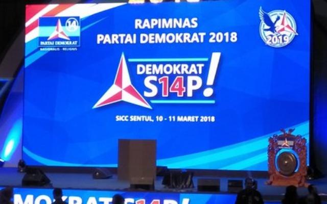 Rapimnas Demokrat Singgung Isu Penistaan dan Radikalisme Agama