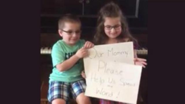 Videonya Menjadi Viral, Dua Bocah Ini Berhasil Dapatkan Ginjal Untuk Ibunya