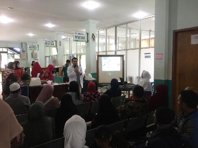 RSUD Dumai Menggelar Edukasi Kesehatan Tentang Hepatitis